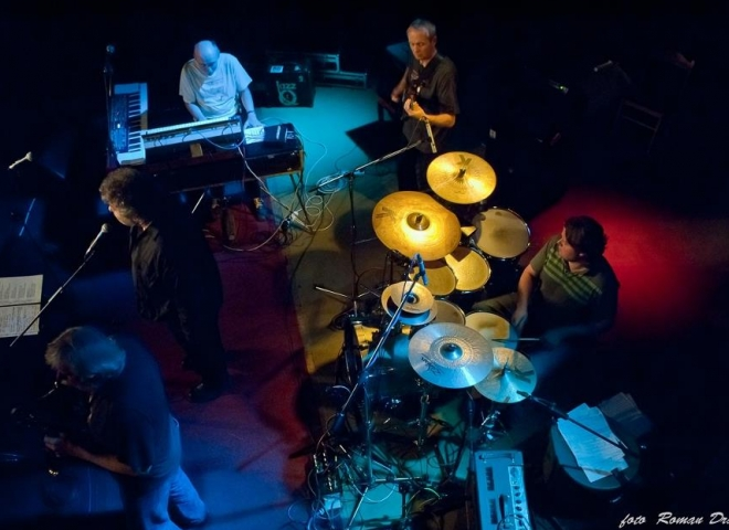 PRAGUE JAZZ ENSEMBLE